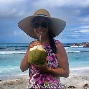 Anse Coco, Grande et Petite Anse, Vélo et rando à La Digue (Seychelles)