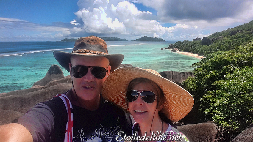 L'Anse source d'Argent, le summum de la beauté seychelloise