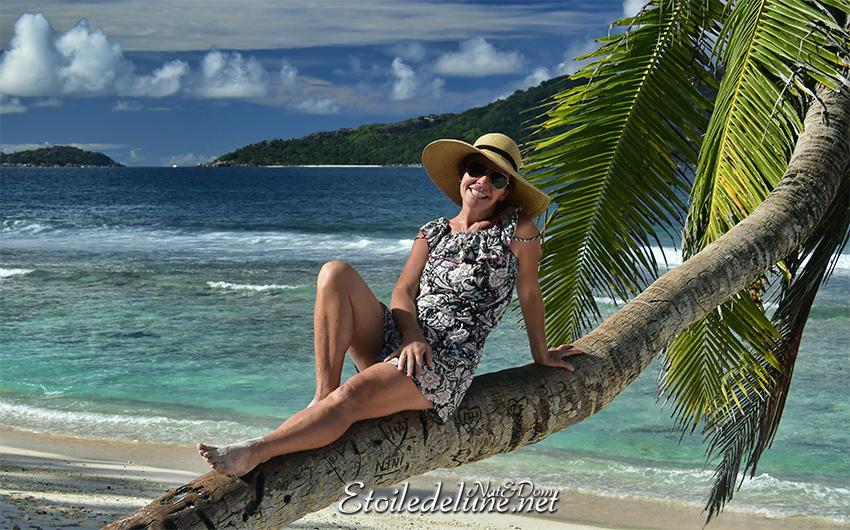 La Digue, la côte est : un Eden insulaire !