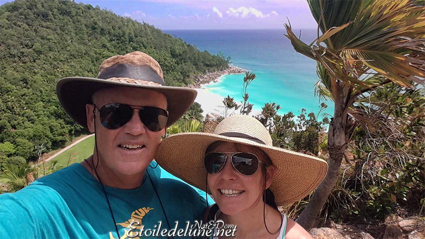 La belle Georgette, se laisse désirer (Praslin, Seychelles)