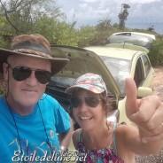 Praslin : «le coup de la panne» et le tour des plages