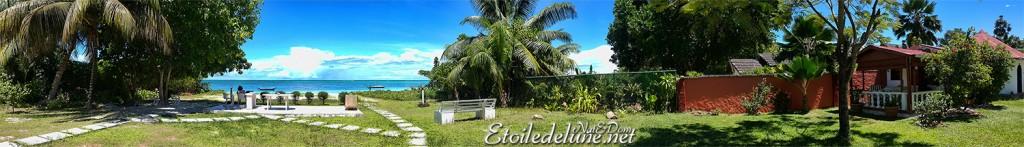 Amitiés Chalet, Praslin, Seychelles