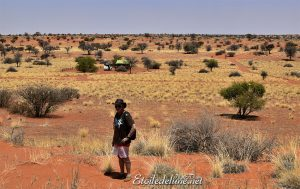 La structure géologique du Kalahari débuta il y a 1600 000 ans