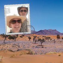 Voyage initiatique dans le désert, rencontre avec le Silence et la Paix