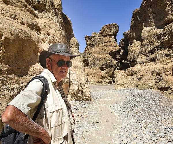 Le Namib-La vie comme par miracle au coeur d'une beauté sans limites