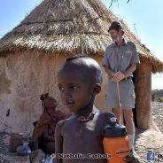 Marius, patriarche des Himba du Kaokoland