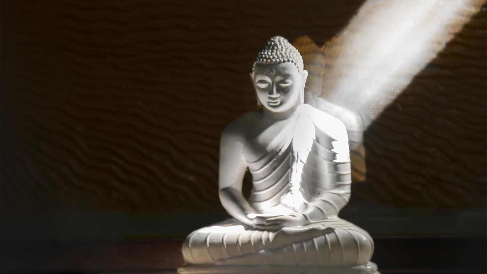 Bouddha -  Sri Lanka - Ecrire la lumière - L'Oasis de Nat