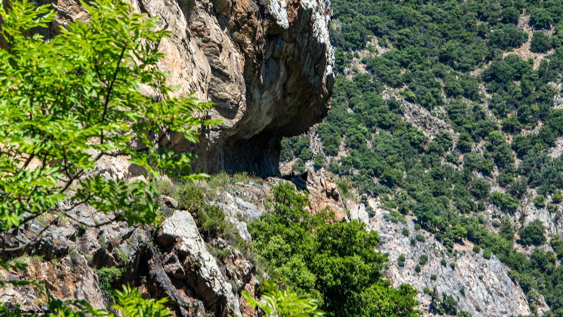 Gorges Caranca - pyrenees orientales - balcon - sentier-02