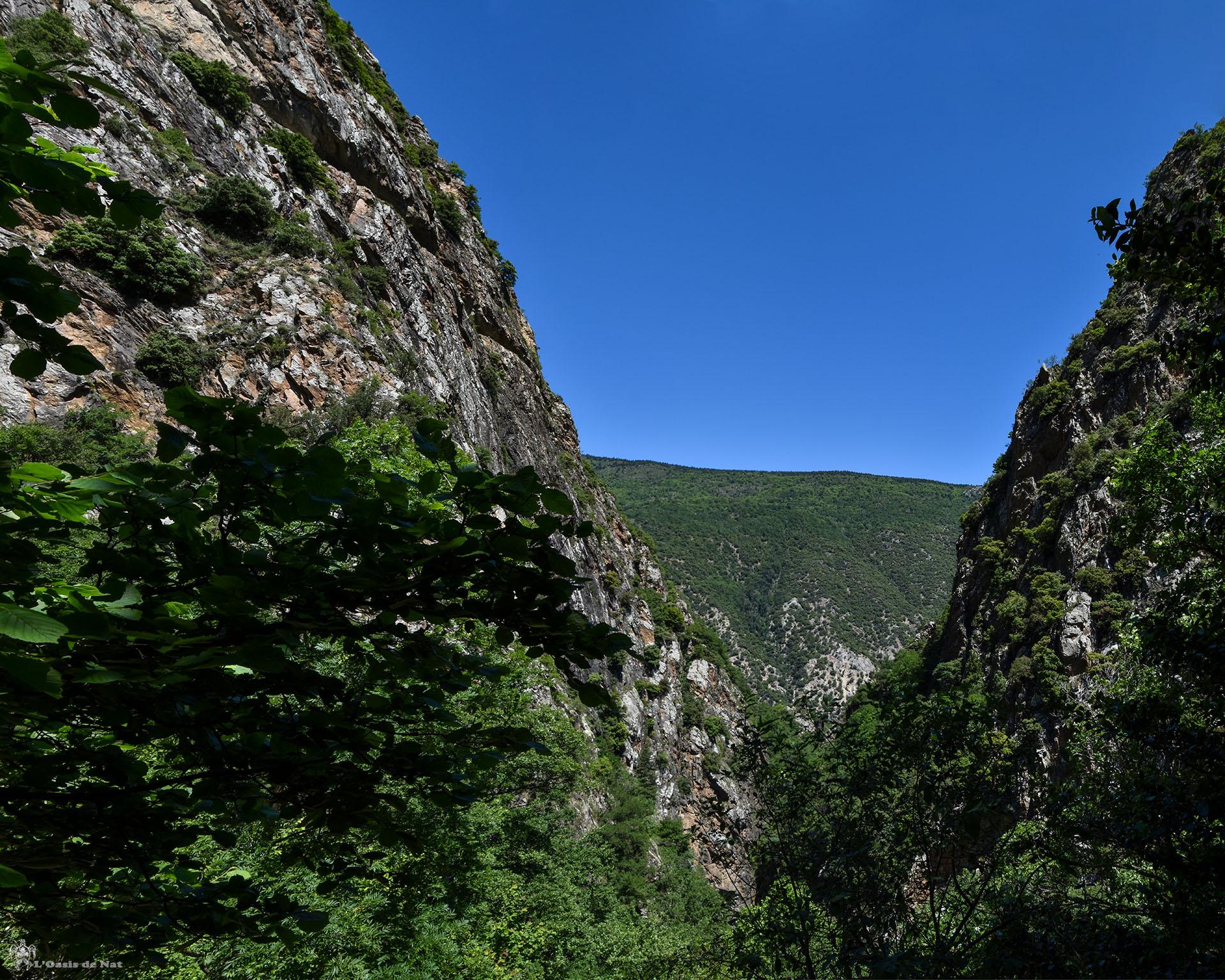 Gorges de la Caranca - Pyrenees orientales - 01