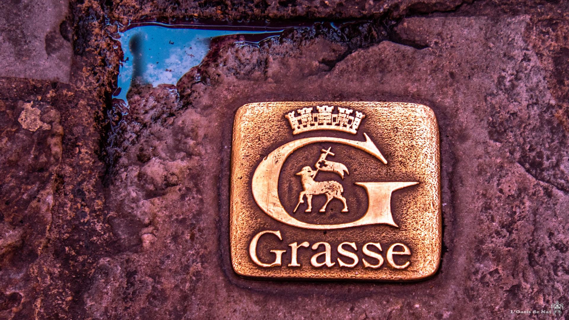 Grasse, armoiries, L'Oasis de Nat
