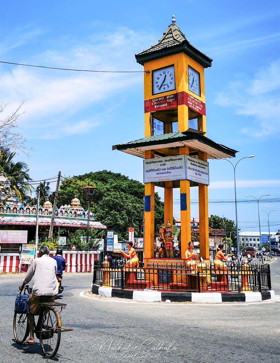 Routes de Sri Lanka