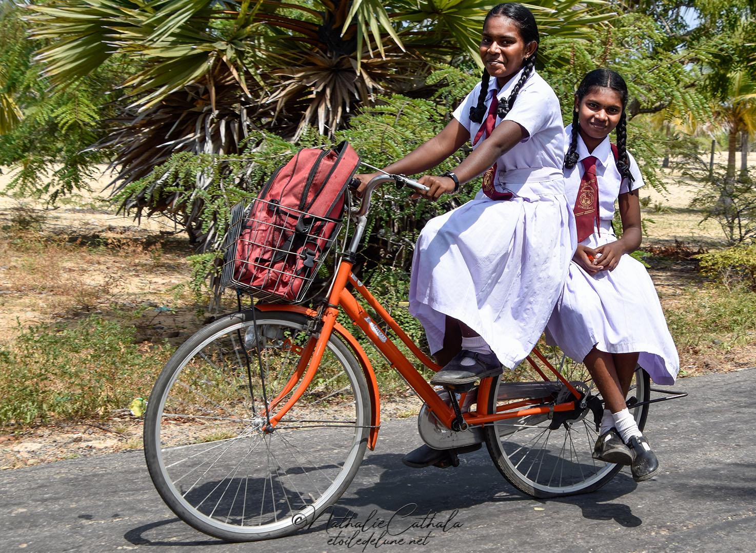 Routes du Sri lanka