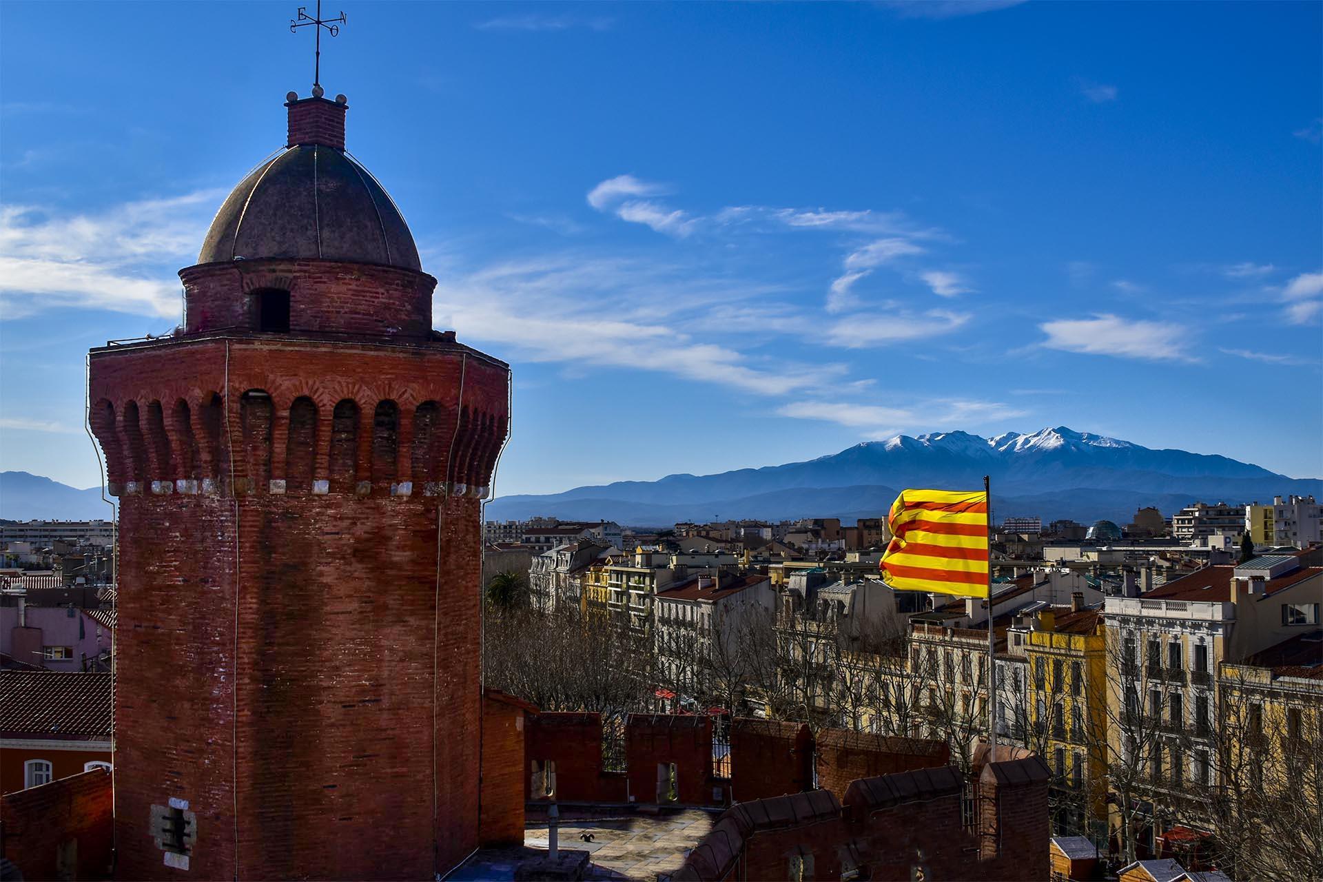 pays catalan, Perpignan, catalogne, canigou