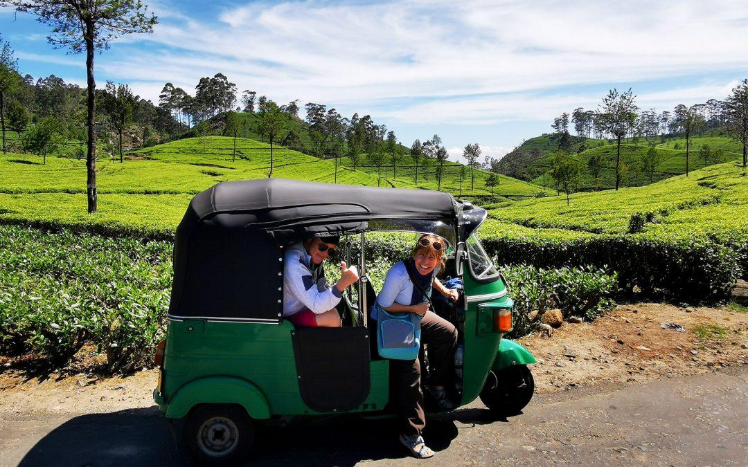 Road trip au Sri Lanka