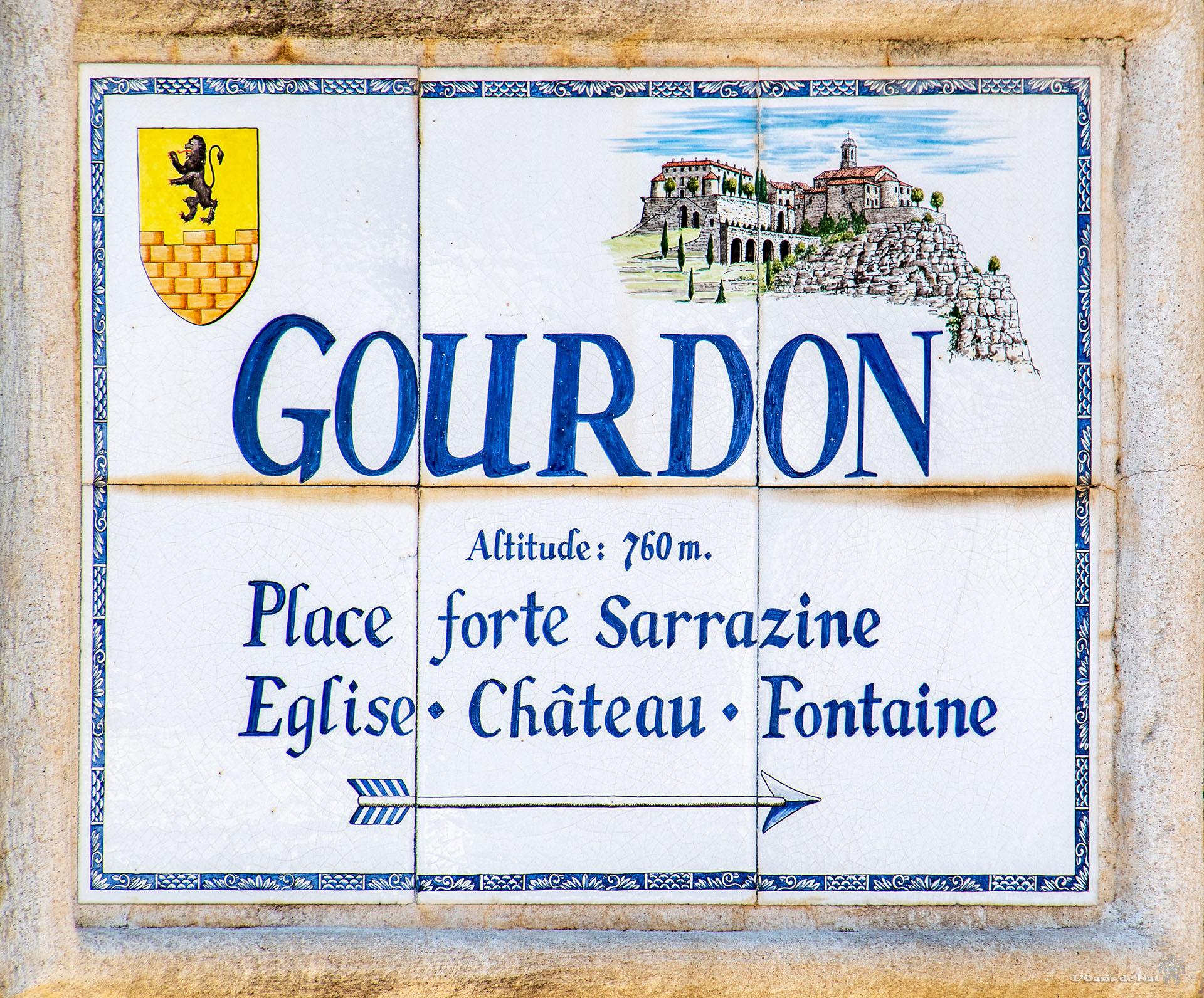 Gourdon, France, alpes maritimes, côte d'azur, village, Méditerranée, L'oasis de nat_17