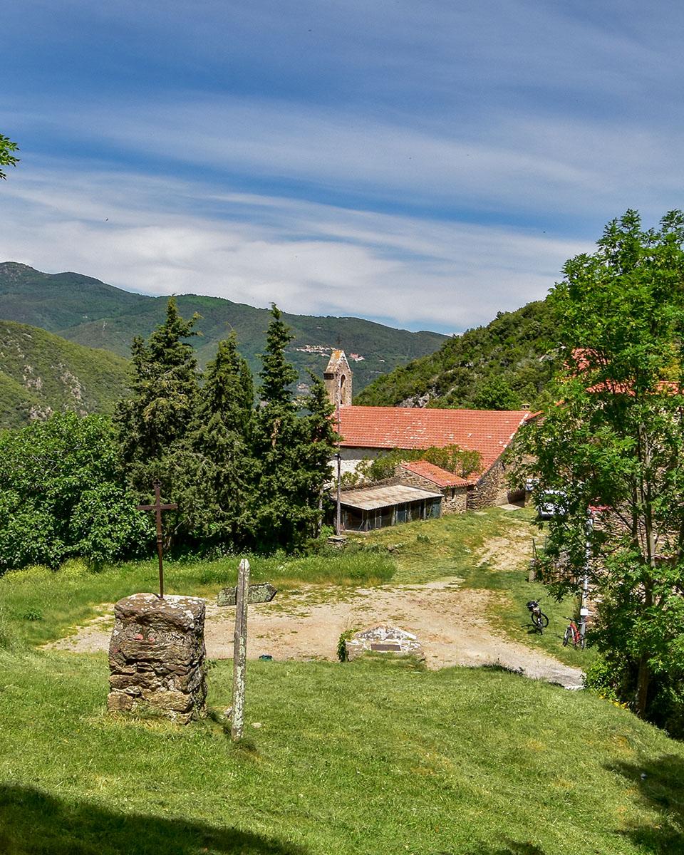 Montalba, vallée de Mondony, Pyrénées orientales, village, nature, L'oasis de nat