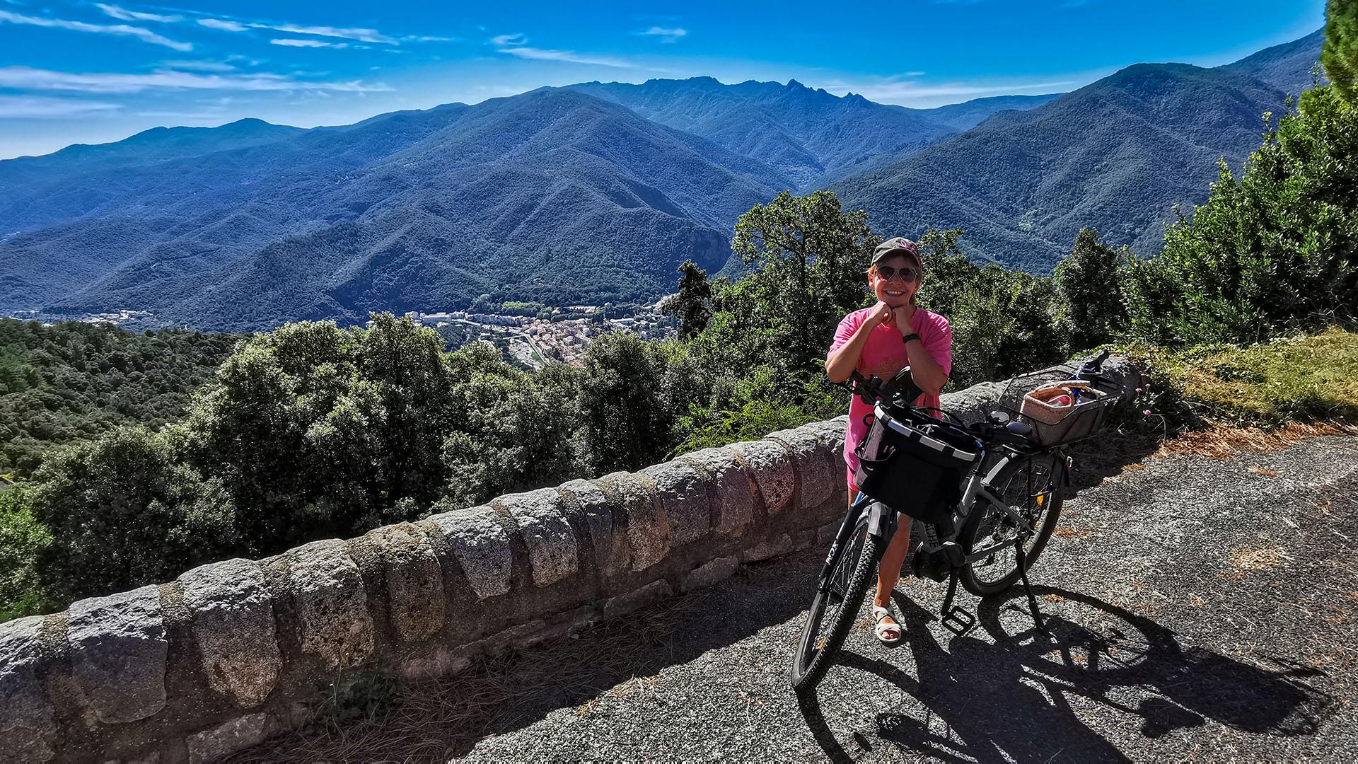 Montbolo, randonnée, vélo, haut valespir, france, méditerranée, l'oasis de nat