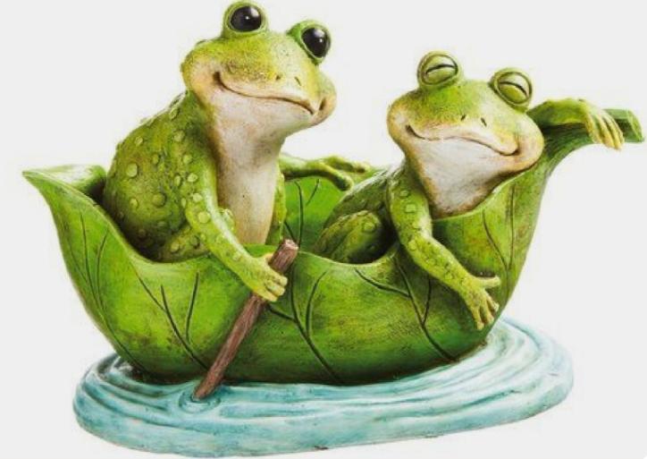 GAFAM, grenouilles, L'Oasis de Nat