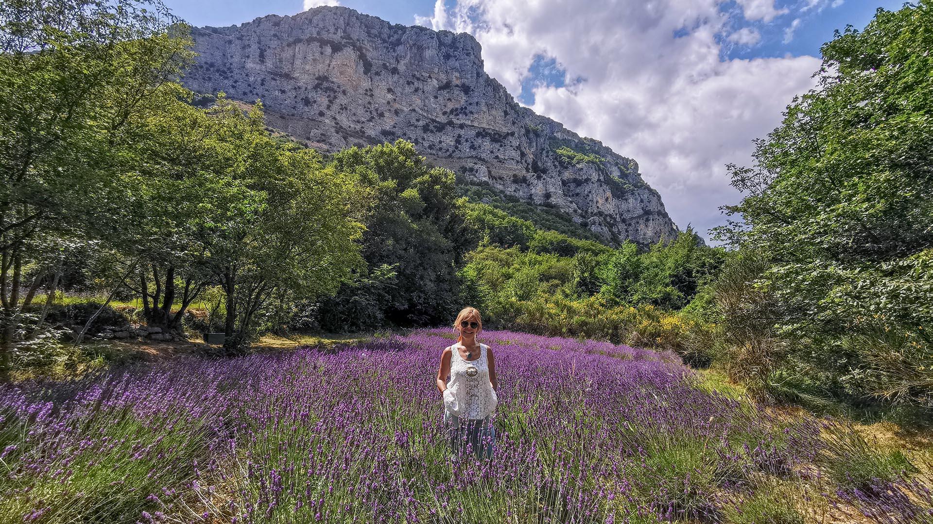 Saut du Loup, Alpes Maritimes, Côte d'Azur, cascade, L'oasis de Nat